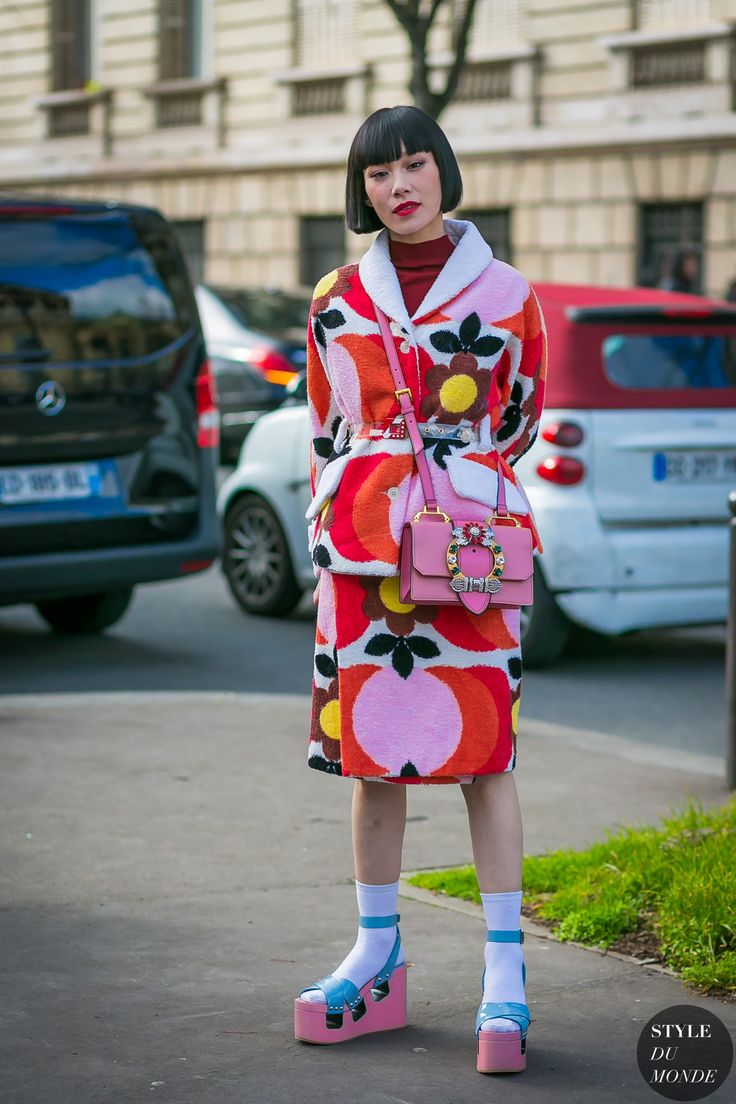 Mademoiselle Yulia by STYLEDUMONDE Street Style Fashion Photography