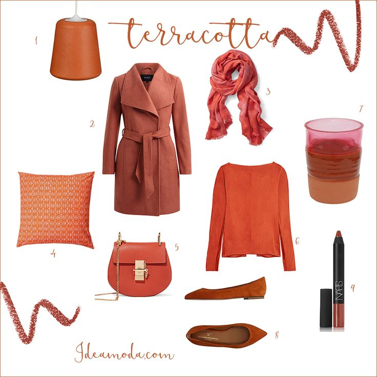 #terracotta #terracottatones #autumn #shoppinglist