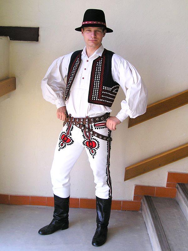 Šariš region, eastern Slovakia--Kroje a tak