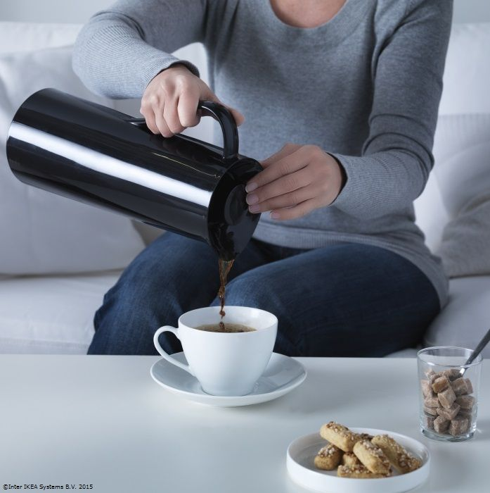 Puțină ciocolată caldă parcă dă mai mult gust zilelor de iarnă.