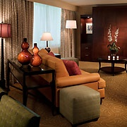 Marriott New Orleans - A convenient New Orleans French Quarter hotel, the Marriott is perfectly positioned near Bourbon Street and the Convention Center. Click for availabilities: http://www.kbis.com/hotel-travel/reservations