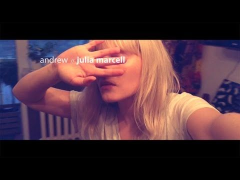 Julia Marcell - Andrew (official video) - YouTube