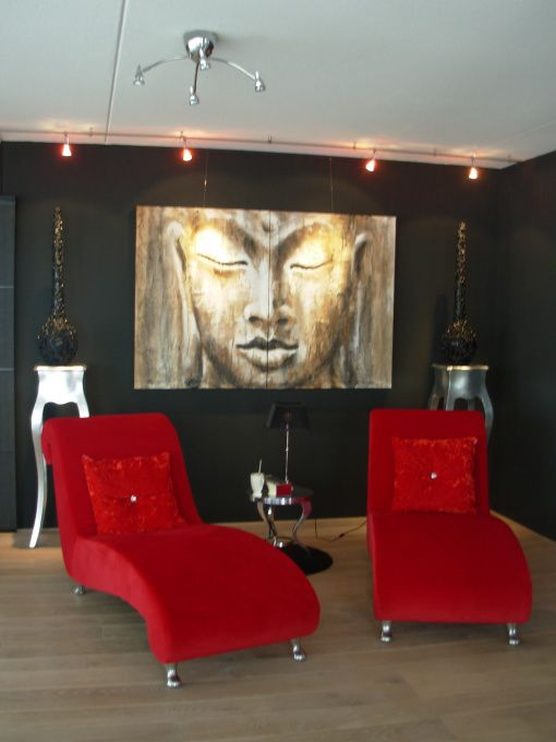 17 best images about furniture i love on pinterest for Red black and silver living room ideas