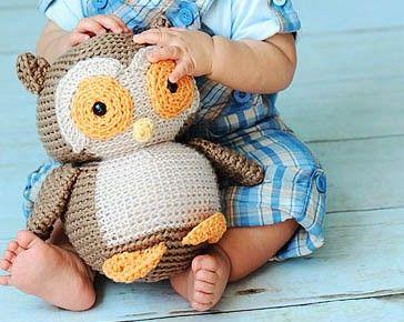 Cute Little Amigurumi Owl : Best crochet owls inspiration images crochet