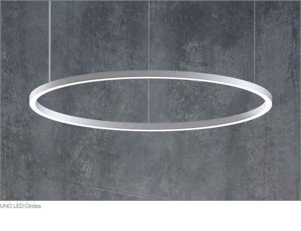 Delray Lighting Uno Led Circles Also