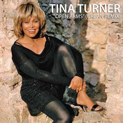 Tina Turner - Open Arms - Single
