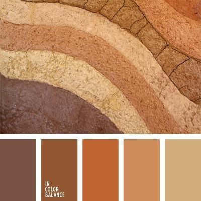 Коричневые цветовые схемы - Ярмарка Мастеров - ручная работа, handmade