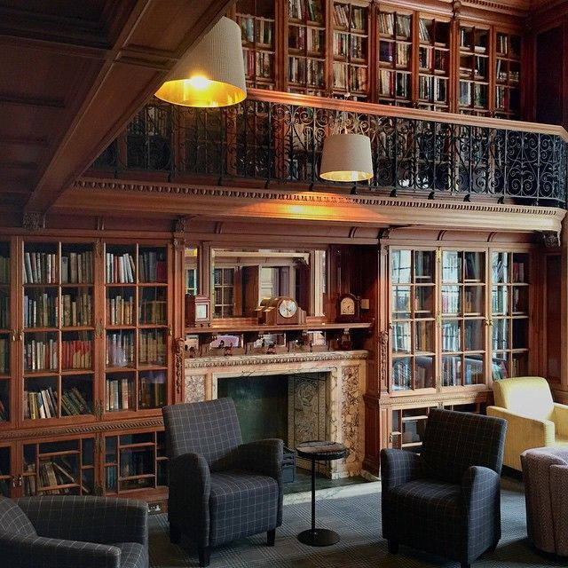 Photo by @jimrichardsonng  Scottish Moments:  Might be the best B&B of my life. Complete with Victorian Library. B+B Edinburgh in case you get here. #Scotland @natgeocreative @natgeo