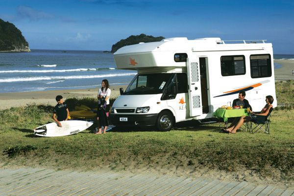 Discovery Campervans Australia - Motorhome Hire Australia, Motor-Homes Online Bookings