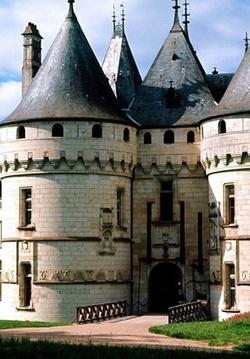 Chateau De Chaumont Loire Valley Castle France
