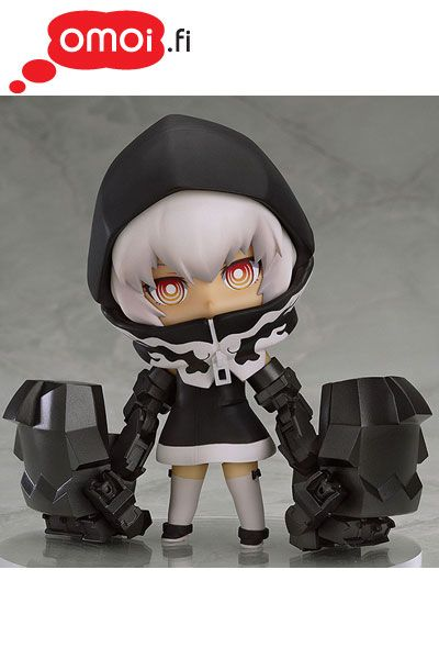 Black Rock Shooter: Nendoroid Strength Figuuri (355) - 65,00EUR : Omoi.fi, anime, manga ja cult oheistuotteiden verkkokauppa