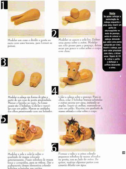 Horse - Master classes     on cake decorating Cake Decorating Tutorials (How To's) Tortas Paso a Paso