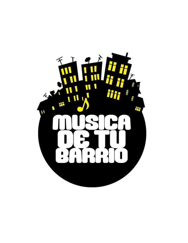 Logo Música de tu barrio :)