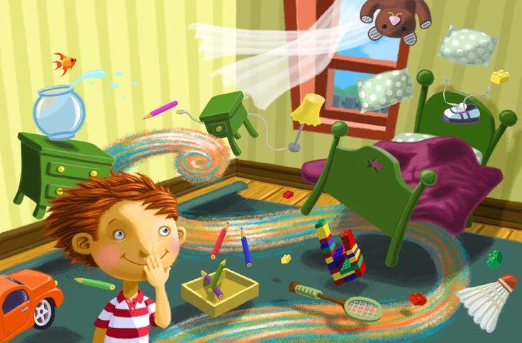 Marvelous Toy, #magic, #boy, #chaos, #fun, #song, #mess