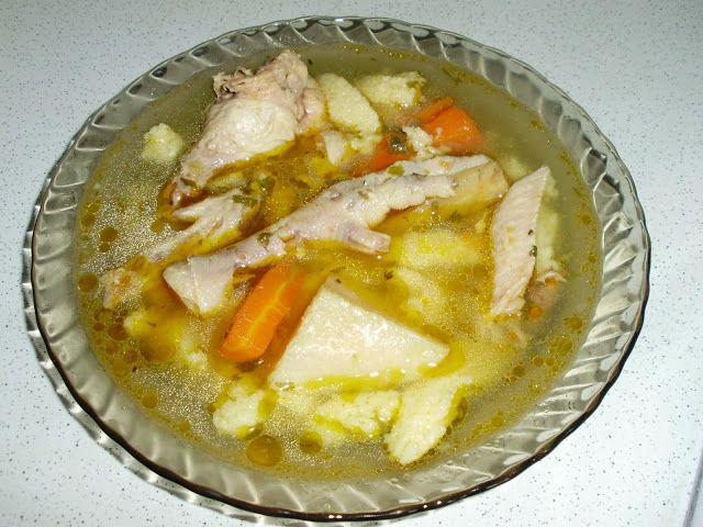 EZ SZUPER JÓ: Csirke becsinált leves
