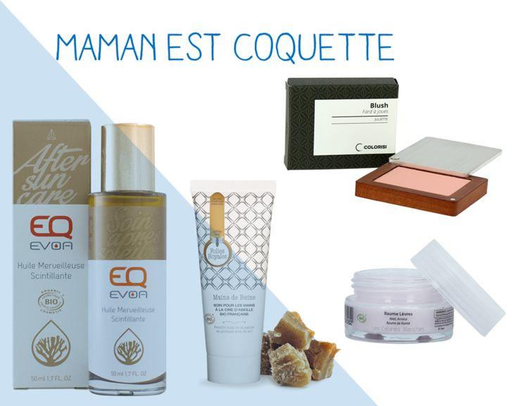 Vanity Doux Good - Maman est Coquette #douxgood #vanity #cadeau