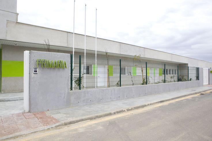 Nuevo CEIP de San Juan del Puerto - Galería de imágenes - Web ISE Andalucía
