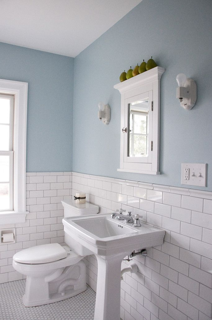 white subway tile bathroom design pictures remodel decor and ideas love the color and subway tile