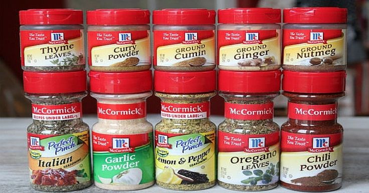 Signaling yet another victory for theclean food movement, the largest spice company in the world has announced it will be almost entirely organic andnon-GMOby the year 2016.