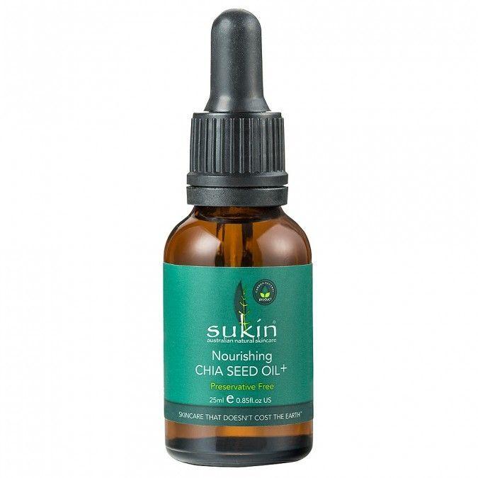 Sukin Nourishing Chia Seed Oil 25 mL
