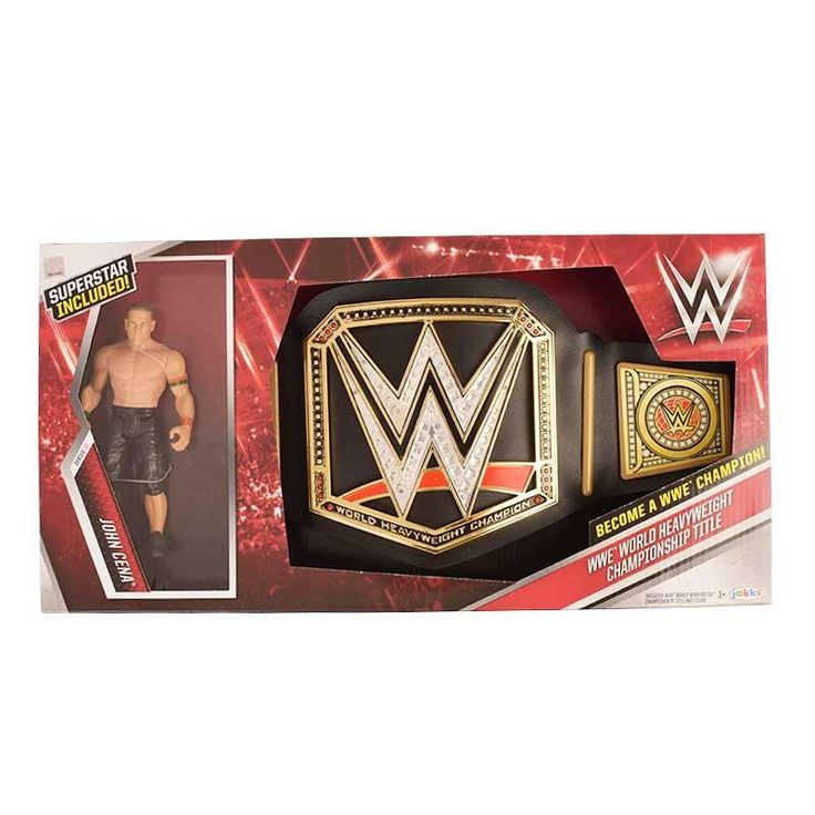 how to make a wwe belt for action figures
