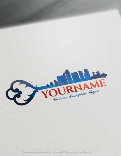 Create Real Estate Logos Online with our Free Logo Maker and 1000's of Templates
