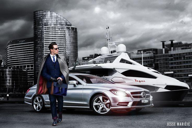 11 best images about men ad on pinterest for Mercedes benz clothing men