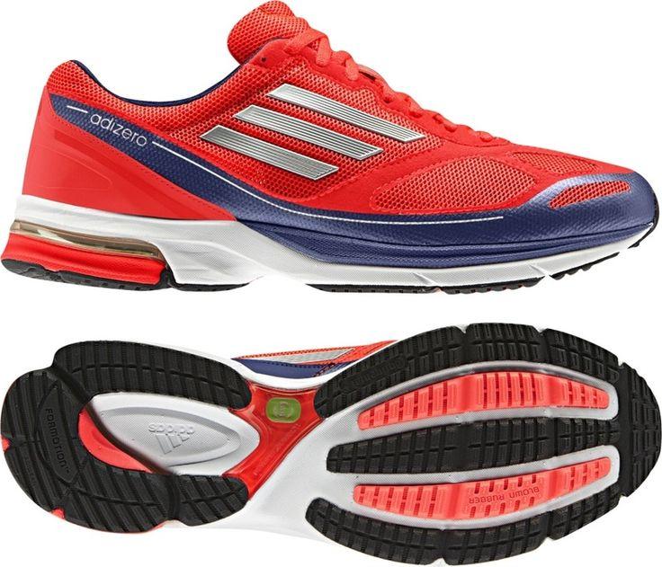 4th Pair: Adidas Boston 4 (Q21561)