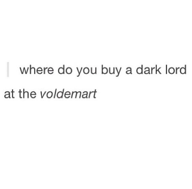 Harry Potter humor HAAAHAHAHAA!!! Such a bad pun but that's what makes it funny!!!!!!