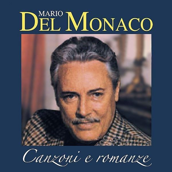 Canzoni e romanze-Mario del Monaco-Music Market