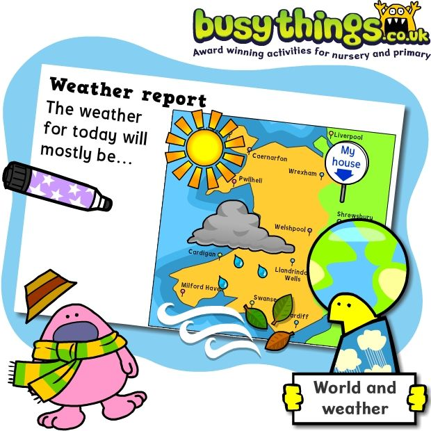 Lesson Plan: Recording the Weather