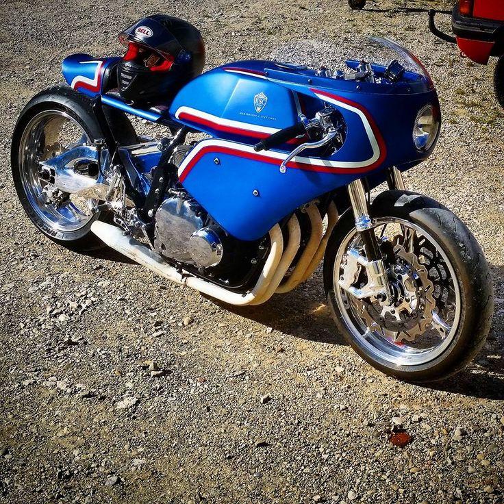 badluckgreaser | 34nofate: SUZUKI GSX 750 LOW RACER BY KIKISHOP...