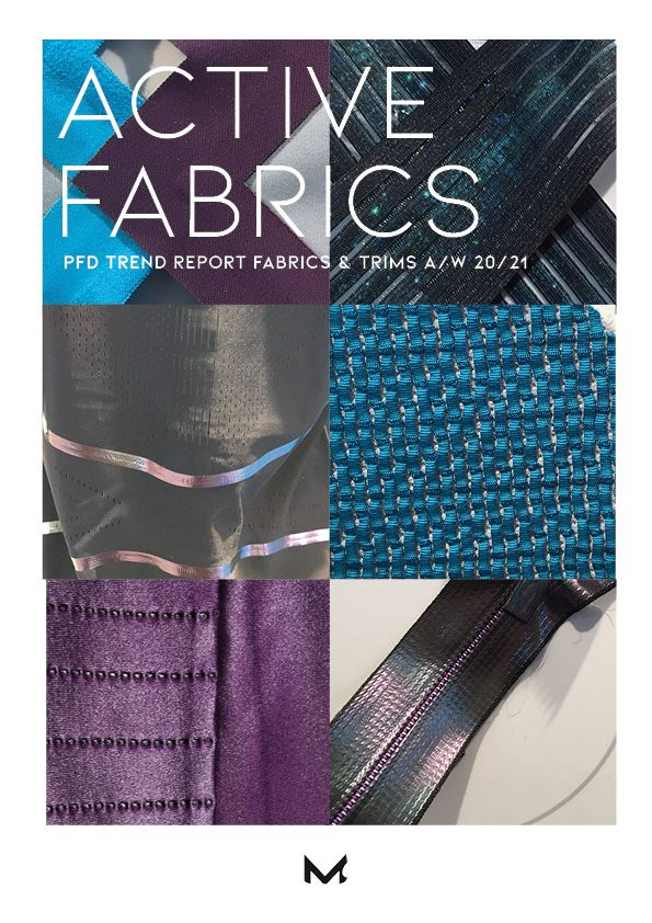 Fabric Trends 2020.Functional Fabric Trends For Activewear A W 2020 21