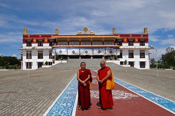 Drepung monastery is considered the mother-monastery of Dalai Lama  Read more about this amazing Buddhist place here: http://monasteryworldwide.com/drepung-monastery-tibet/