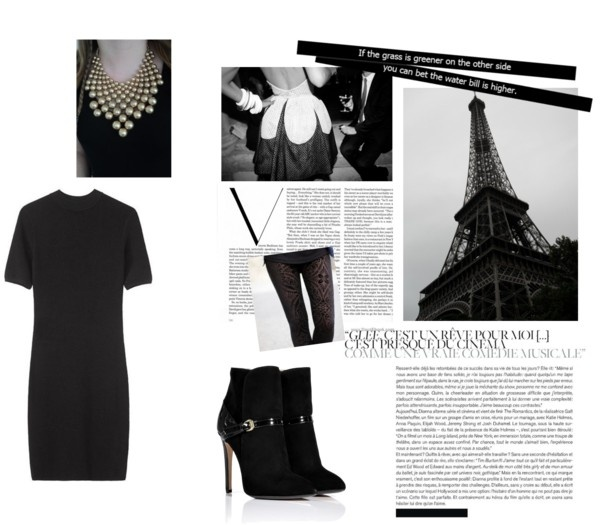 """LBD revisited"" by irina-gkini on Polyvore"
