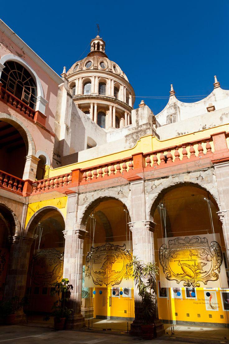 Food and Travel México Guanajuato, Renovación exquisita Universidad de guanajuto