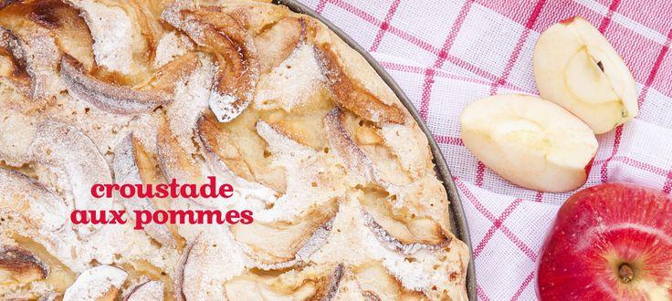 Croustade aux pommes by DavidsTea