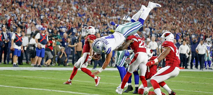 Game Recap: Awful Start Turns Into Great Win For Cowboys, 28-17   Dallas Cowboys