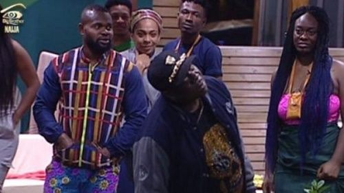Nigerian Comedian, Ibu Narrates His Touching Life Story to Big Brother Naija Contestants *READ & SHARE*
