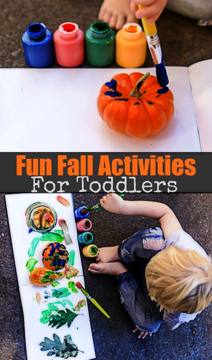 Fun Fall Activities for Toddlers | DIY Fun for Kids | Fall Fun for Kids | Activities for Little Ones | Fall Fun for Kids || Happily Hughes
