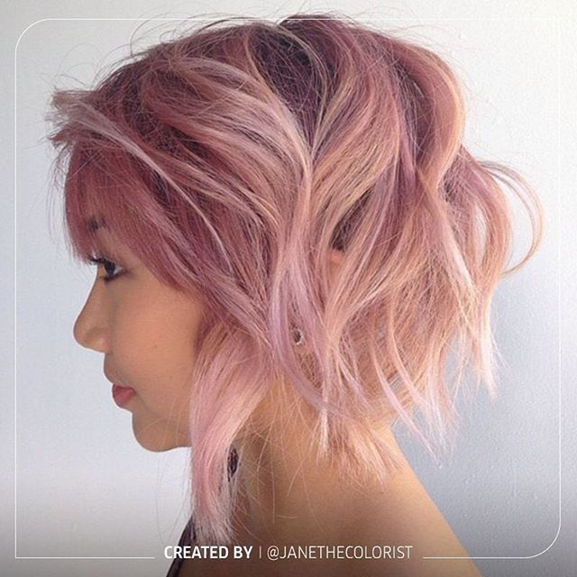 wella instamatic colours pink dream and muted mauve combined - Google Search