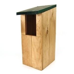 Nestkast voor kleine uilen