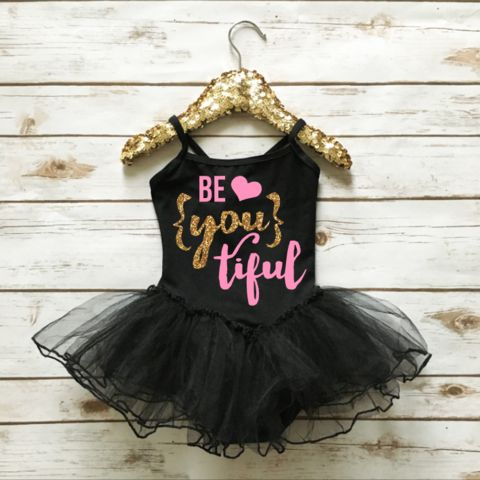 Be {YOU} tiful Sparkle Tutu Dress