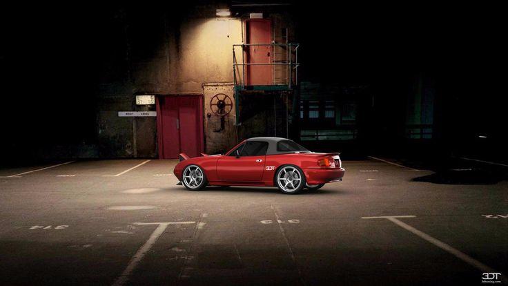 Checkout my tuning #Mazda #MX-5Miata 1994 at 3DTuning #3dtuning #tuning