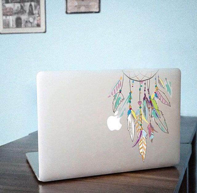 Cute computer sticker