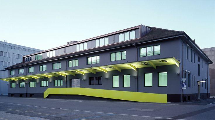 Gymnase du Bugnon - Projets - CCHE