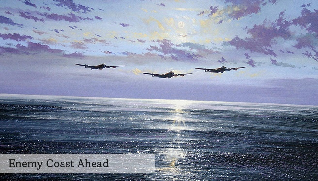 Enemy Coast Ahead - Simon Atack