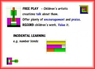 Play is fundamental in helping children acquire math concepts.