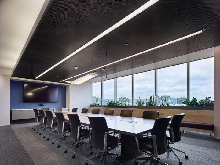 open ceiling lighting. Open Ceiling LED Lighting - Google Search