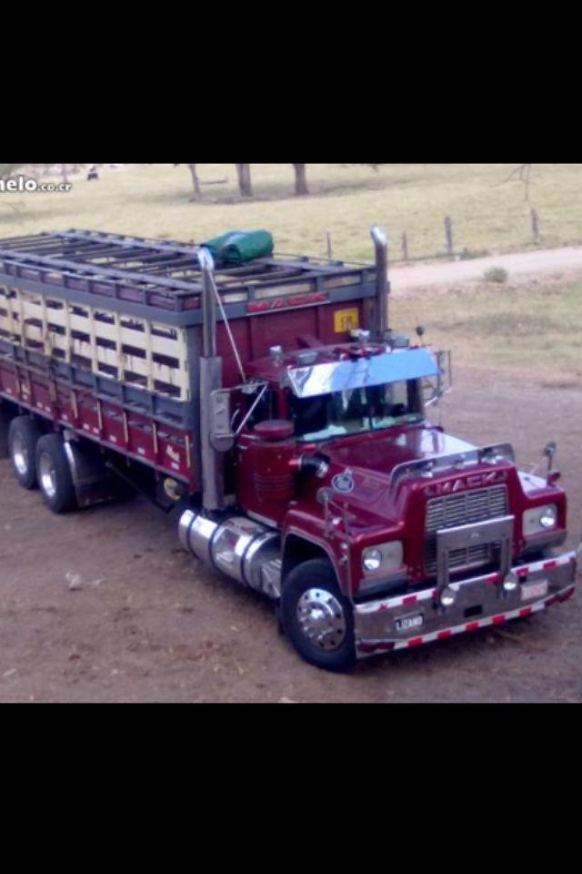 Camion Mack Modelo 1985 Costa Rica Camiones Trucks